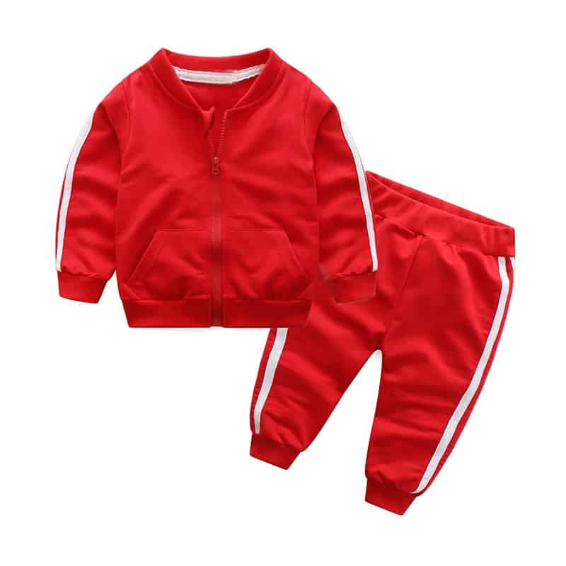 Unisex Baby Clothes Tracksuit