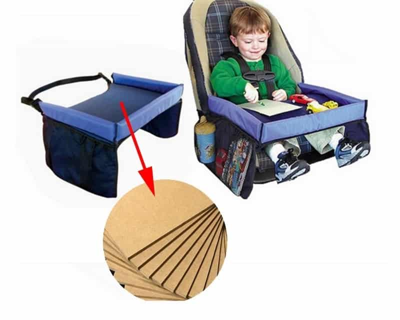 Tray Baby Car Seat Extension