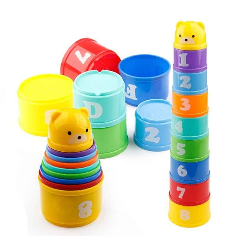 Stacking Cups Baby Educational Toys