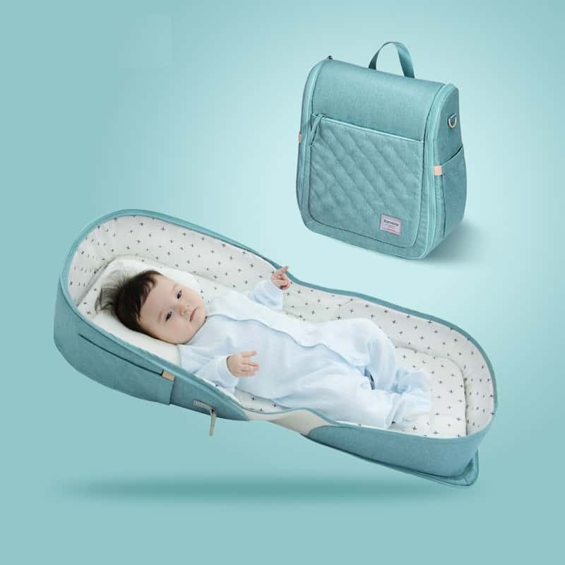 Travel Crib Portable Baby Bag