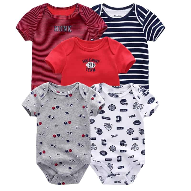 Baby Jumpsuit Daily Onesies Set