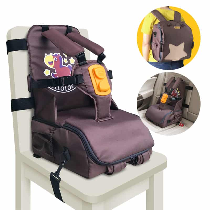 Baby High Chair Multifunction Bag