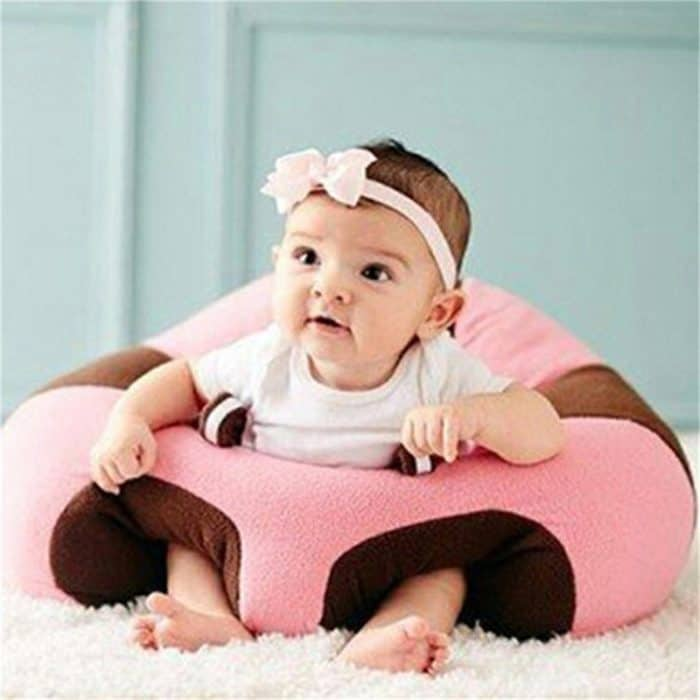 Baby Seat Portable Plush Chair For Your Kid