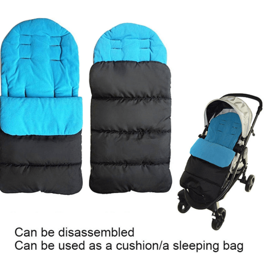 Why Keep Your Baby From Breathing Fresh Air In Winter When You Can Easily Bring Him Out On Strolls With You?