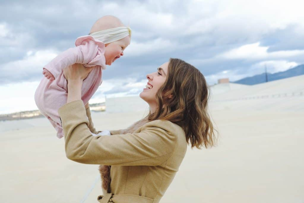 New Mothers' Choices For First Step