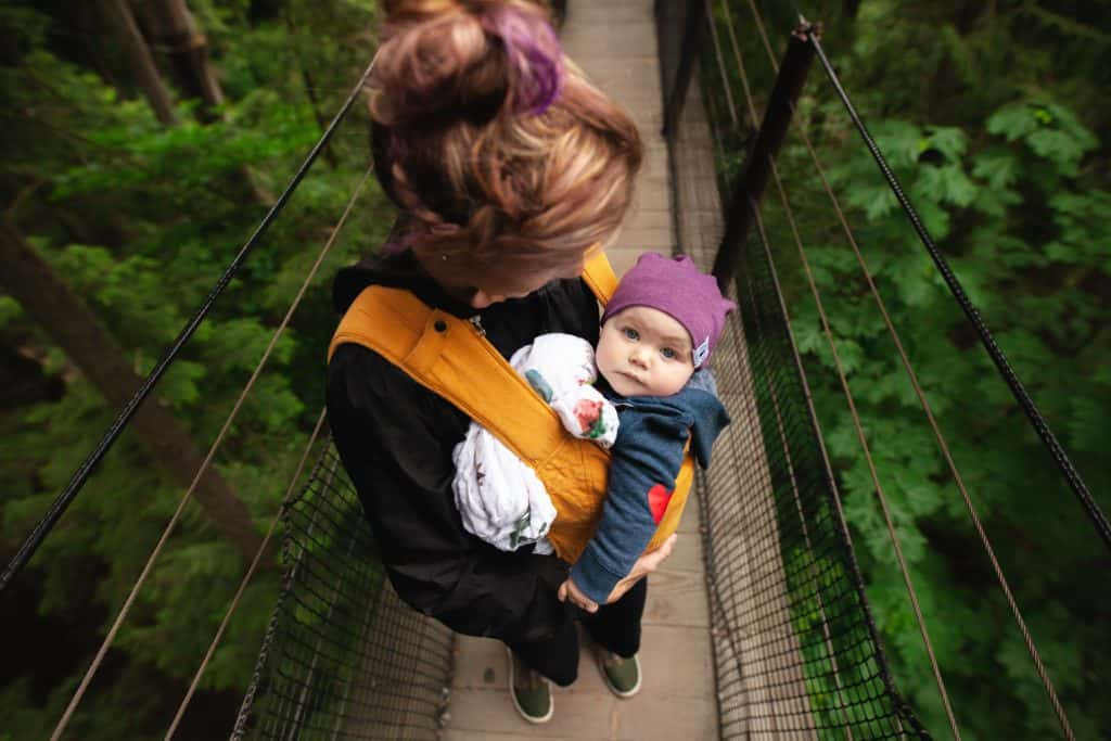 Considerations for Choosing Baby Carriers