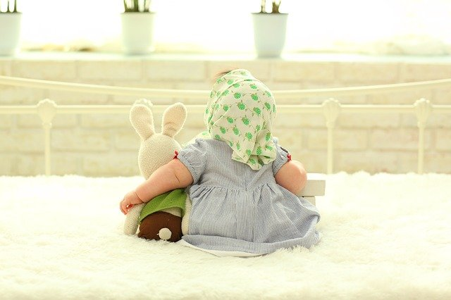 baby doll and accessories